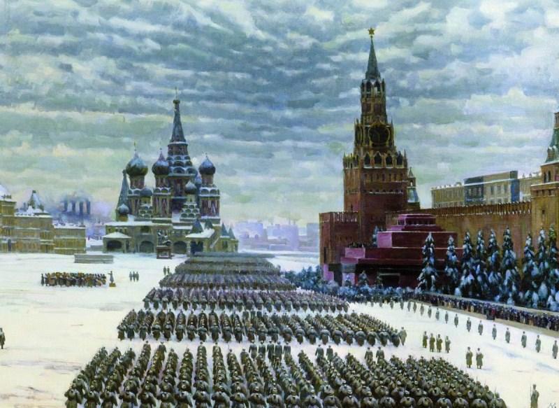 Цветные картинки 70 летие битвы под москвой