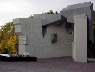Мемориал погибшим землякам2
