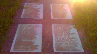 Мемориал погибшим землякам9