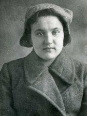 Лысачук Нина, 1944, из госпиталя