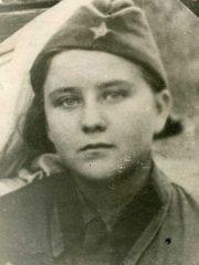 Бородина Катя, 1943 г.