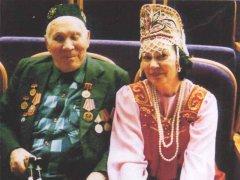 Нажим Курбанов со Щукиной Татьяной Викторовной