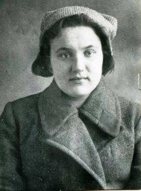 Лысачук Нина, 23.04.1944, из госпиталиа