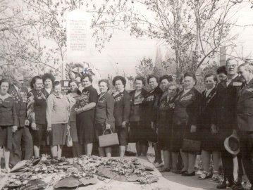 Встреча ветеранов 308 гв. дивизии в г. Волгограде.