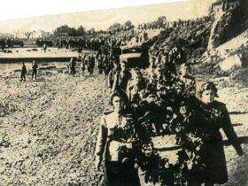 похороны генерала Л. Н. Гуртьева - 7 августа 1943г., г.Орел