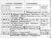 Трудовая книжка - Василий Иванович Самороков 5
