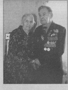 Агриппина Сергеевна и Федор Иванович Долгушины