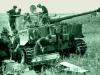 Тигр из состава 503-го танкового батальона, действовавшего на южном фасе Курского выступа.
