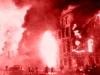 Сталинград в огне...