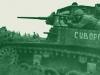 Легкий танк М3л «Стюарт» 241-й танковой бригады в районе города Калач-на-Дону к северо-востоку от Сталинграда